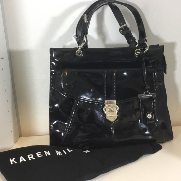 0abce7c0a9f Karen Millen Bags | Luxuary Leather Handbag By | Poshmark